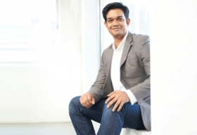 Rahul Singh, Co-founder & CTO, ideaForge